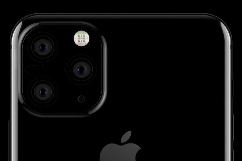 Apple Set to Release Three New Phones in 2019 iphone xi 11 three rear cameras dual-lens camera lcd screen