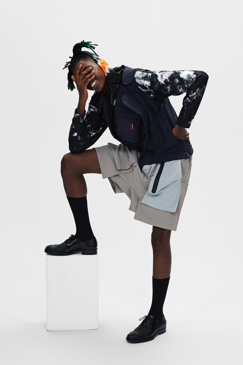 ARCHON Spring Summer 2019 Collection Lookbook japan debut launch