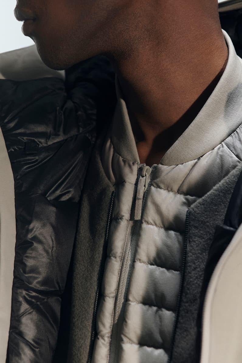 Arc'Teryx Veilance Fall Winter 2019 Collection lookbook