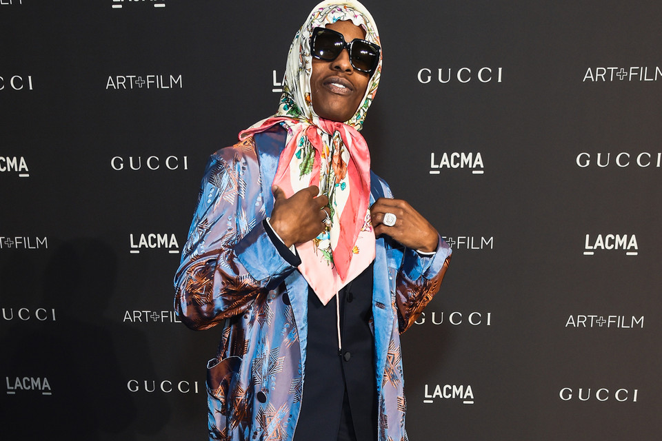 Image result for asap rocky babushka