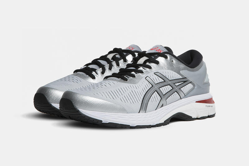 Harmony Paris ASICS Gel Kayano 25 Collab Details Collaboration Kicks Sneakers Shoes Trainers Footwear Cop Purchase Buy Coming Soon Available