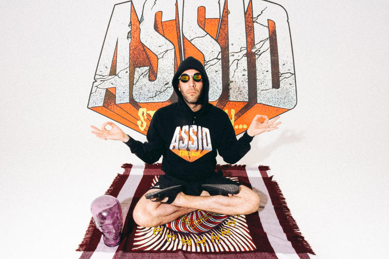 assid spring summer 2019 lookbook images graphic t shirts