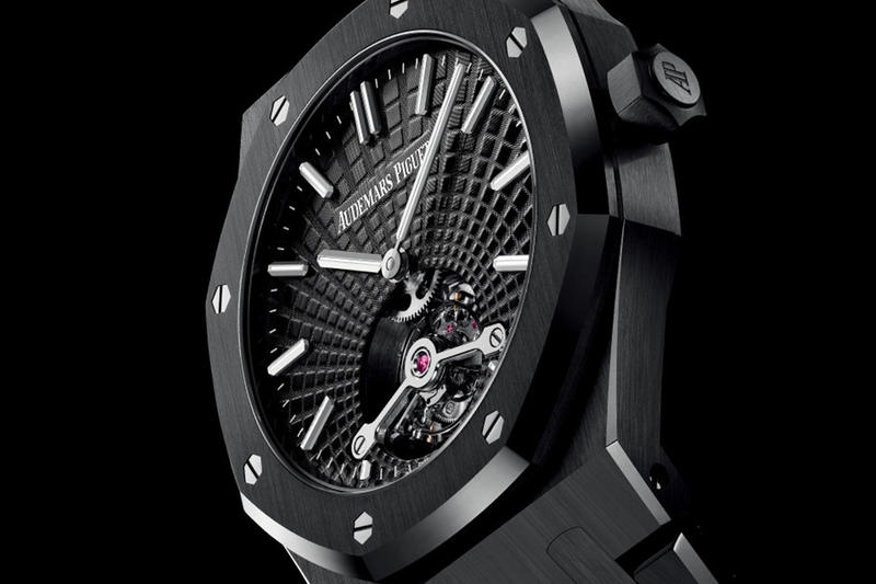 f22ca5a8685 Audemars Piguet Debuts Limited Edition Royal Oak Tourbillon Extra-Thin  watches accessories info price images