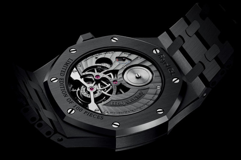 Audemars Piguet Debuts Limited Edition Royal Oak Tourbillon Extra-Thin watches accessories info price images Swiss Watches Timepiece wristwatches luxury gold stainless steel  SIHH