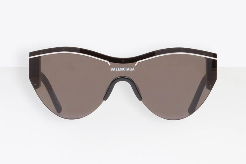 Balenciaga Kering First Eyewear Collection Full Look Dover Street Market Ginza Los Angeles New York City London Singapore Beijing Sunglasses frames Kering