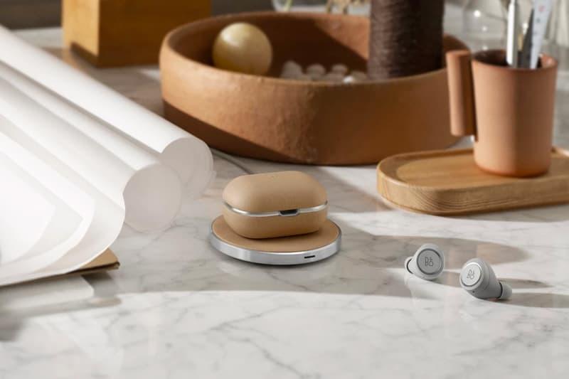 Bang & Olufsen Beoplay e8 2.0 earphones wireless charging denmark design danish headphones bluetooth