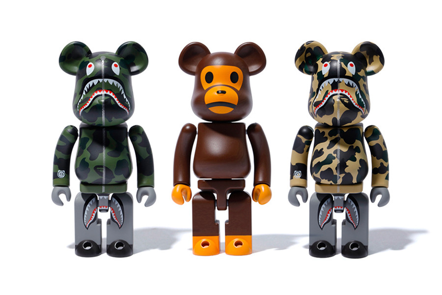 Weekly Drops January February Week One Balenciaga BAPE Moncler 1952 Medicom Toy Farfetch YSTRDY'S TMRRW Martine Ali Columbia atmos LAB 21 Savage i am > i was BE@RBRICK