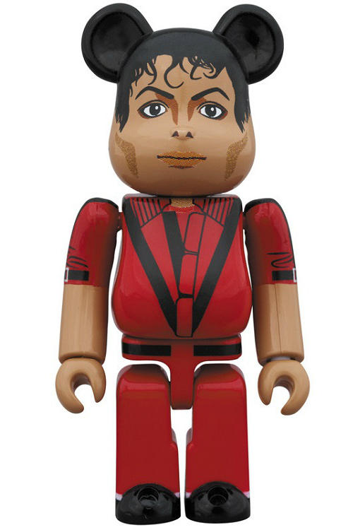 Michael Jackson Thriller Red Jacket Bearbrick info details january 2019 price cost information medicom toy