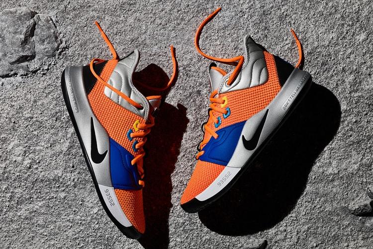 reputable site e6fa6 9ec2d Pharrell, LeBron  Paul George Kicks Make Their Way to This Weeks Footwear  Drops