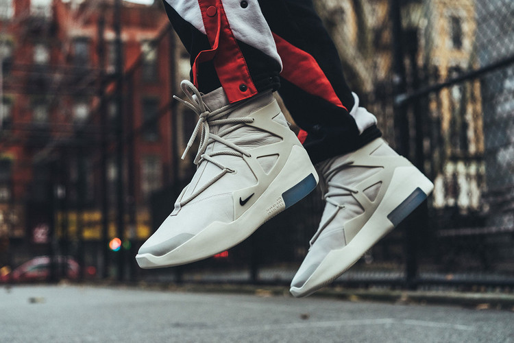 official photos 58995 7314d New Nike Fear of God   Off-White™ Kicks Make it to This Week s