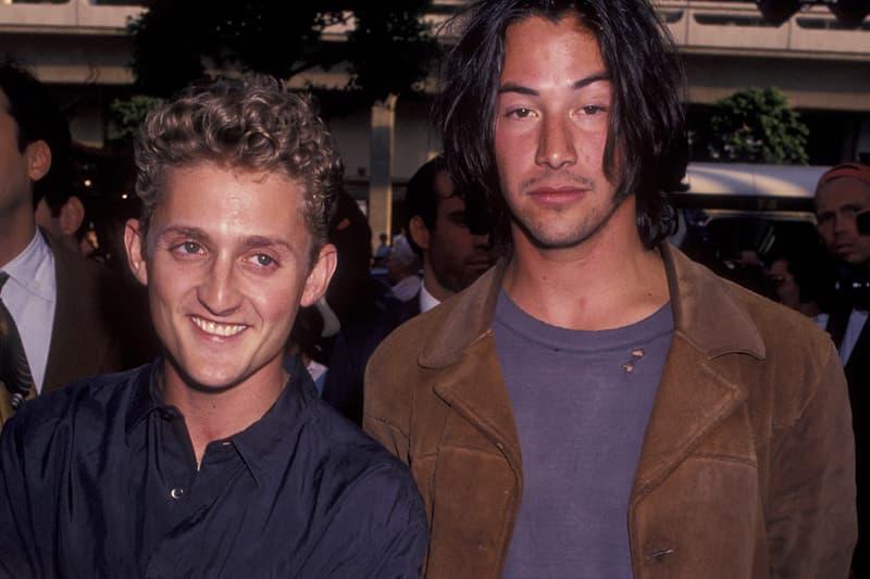 Bill & Ted 3 Christmas 2019 Release Keanu Reeves Alex Winter Slamdance Film Festival Steven Soderbergh 1990s Rumor Rumored