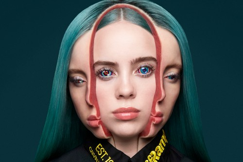 Billie Eilish Collaborates With Takashi Murakami for 'GARAGE MAGAZINE'
