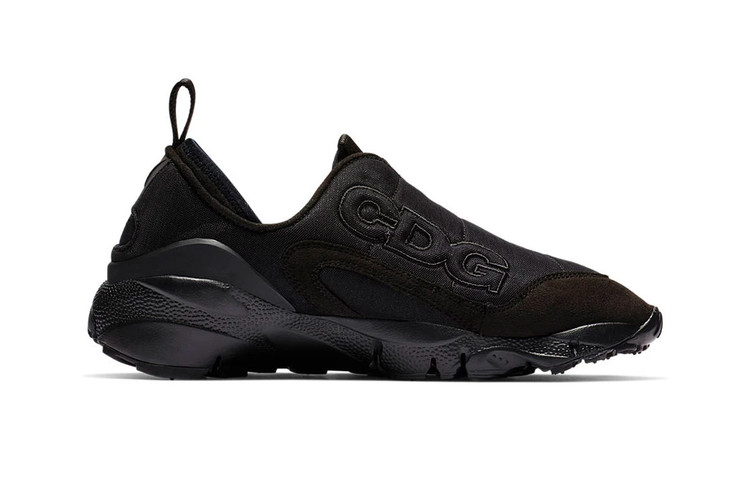 34eba83388e A Clean Look at the Upcoming BLACK COMME des GARÇONS x Nike Footscape Motion