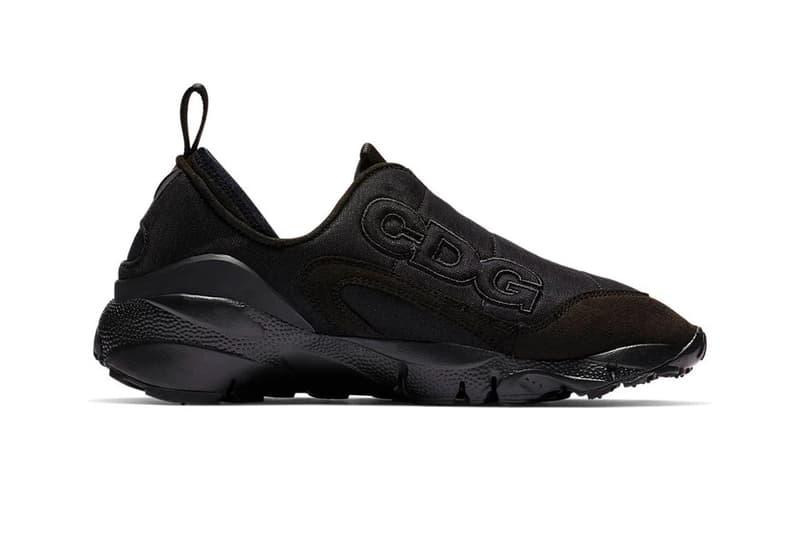 site réputé 460d5 82acd BLACK CDG x Nike Footscape Motion Photos | HYPEBEAST