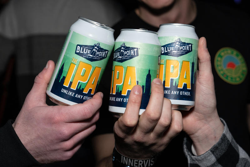 """Blue Point Brewing Company """"The IPA"""" Launch Recap"""