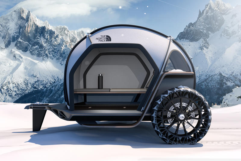 BMW Designworks x The North Face Futurelight Camper german tnf tech camping outdoors