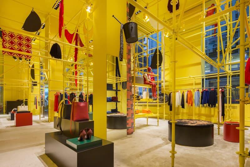 Calvin Klein Madison Avenue Store Closure 205W39NYC Rebranding Raf Simons Departure Chief Creative Officer Hiring PVH Corp Sporstwear Jeans