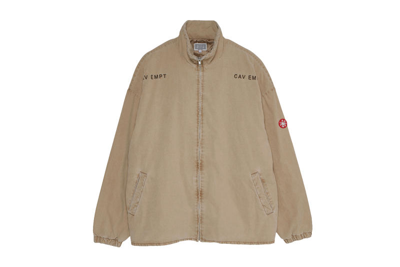 Cav Empt Spring Summer 2019 Second Drop Collection Toby Feltwell Sk8thing Jacket Hoodie Sweater hats Pants scarf
