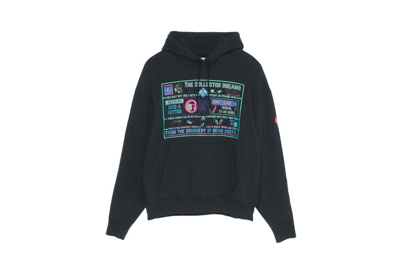 Cav Empt SS19 Collection Third Drop Collection Toby Feltwell Sk8thing Jacket Hoodie zip up Pants shirt