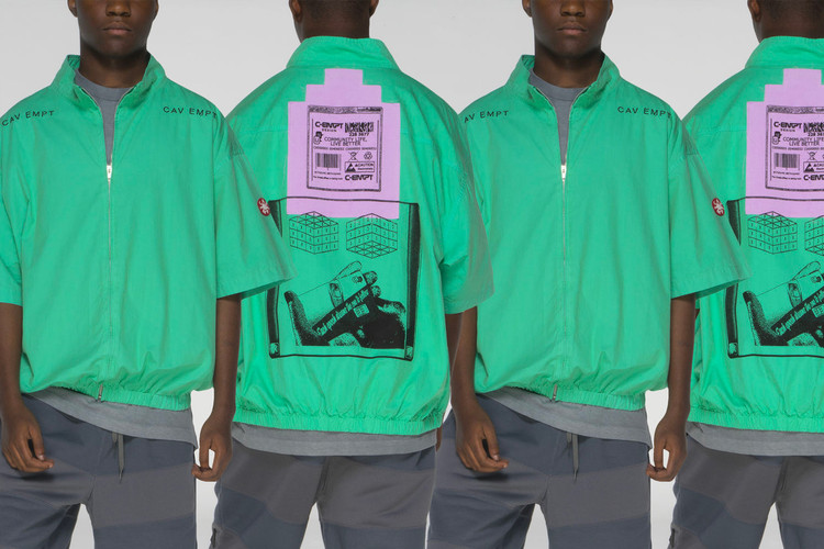2c31153ff Cav Empt Unveils Futuristic-Dystopian SS19 Garms in New Lookbook