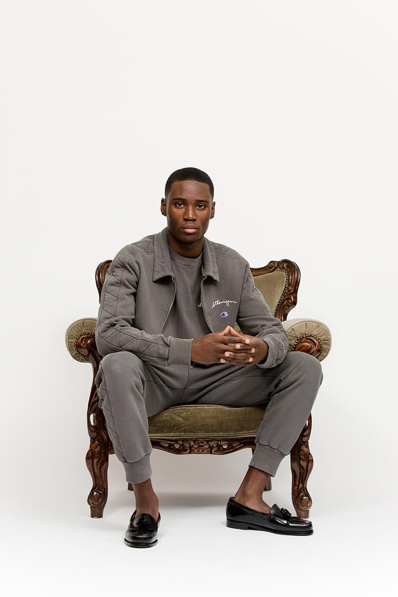 Champion x Clothsurgeon 2019 Collab Lookbook Lookbooks Collaboration Fashion Clothing