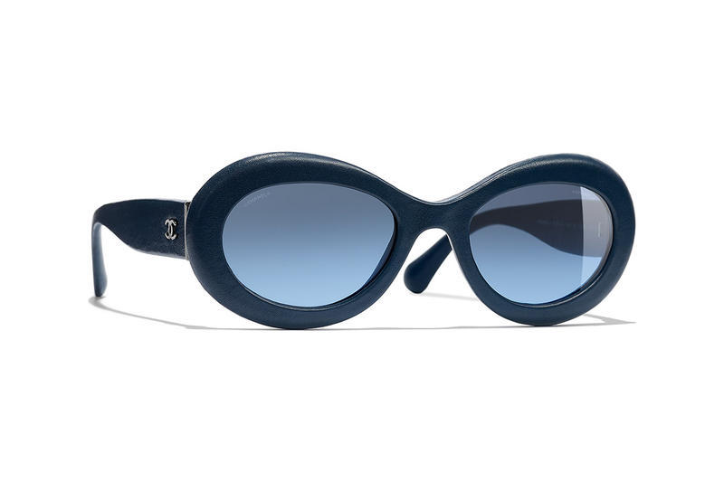 Chanel S Eyewear Collection Puts A Spin On Iconic Chain Hypebeast