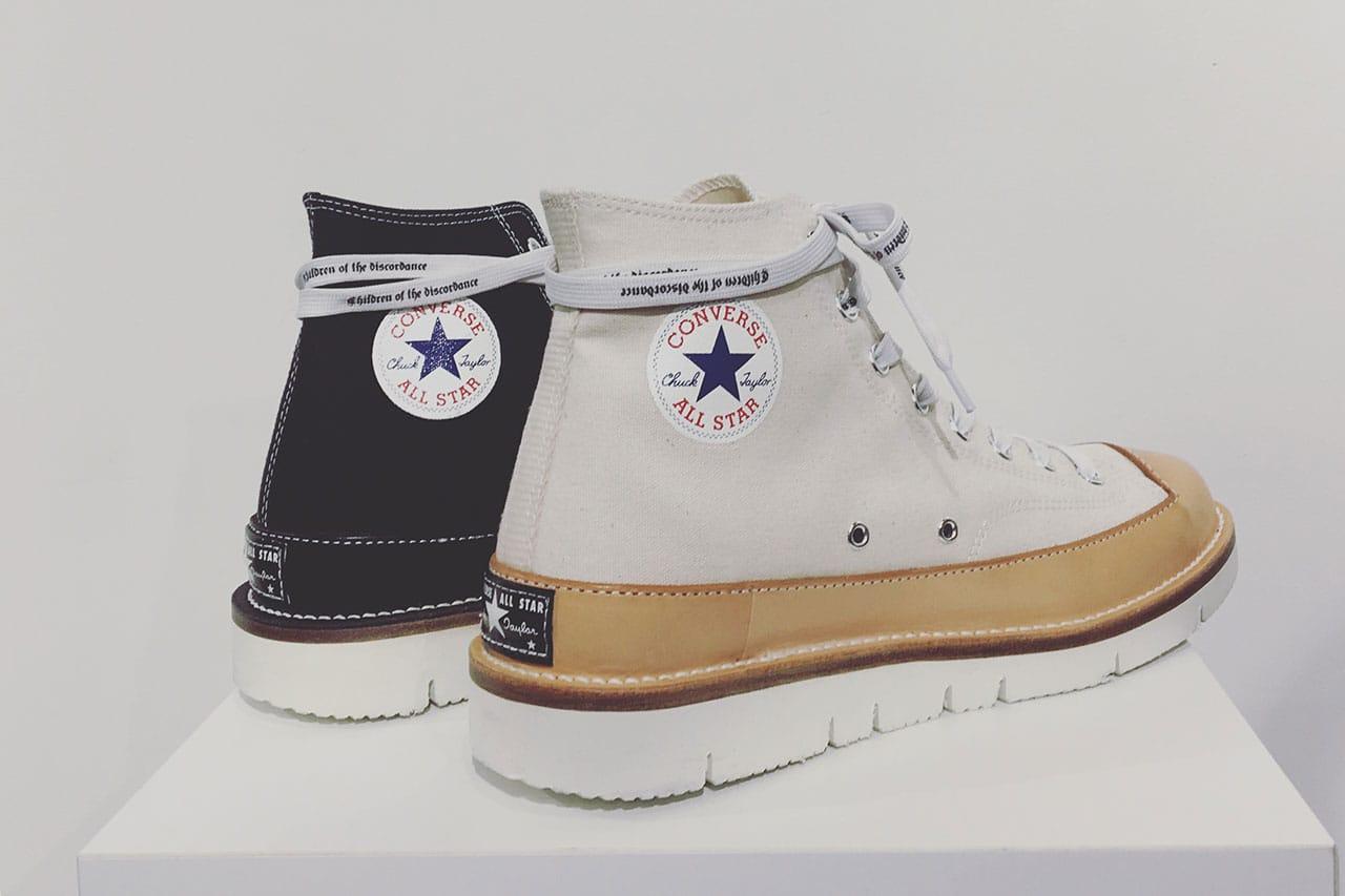 the Discordance SS19 Converse \u0026 Nike
