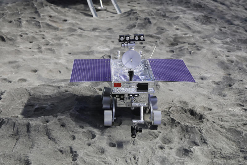 China lands first spacecraft on dark side of the moon close-up images CNSA NASA