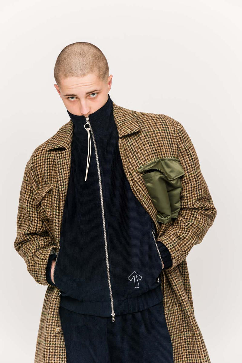 clothsurgeon Fall/Winter 2019 Collection Lookbook