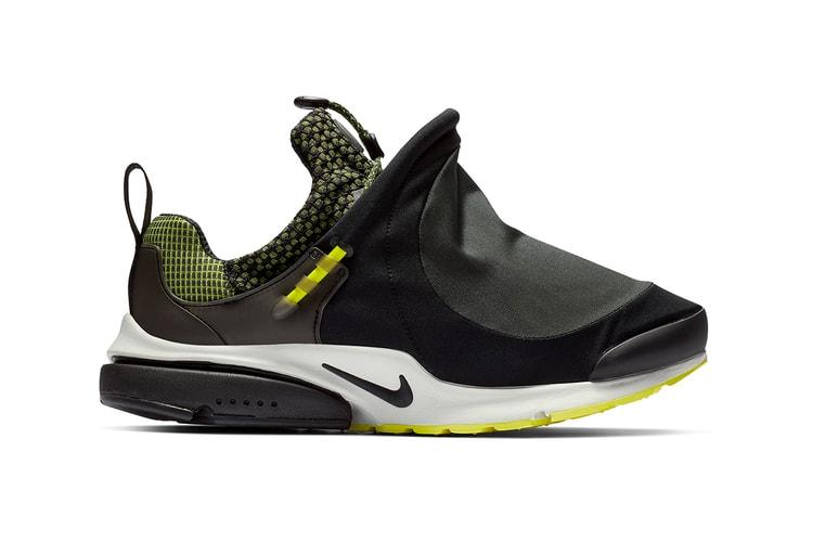 pretty nice ee398 c1684 COMME des GARÇONS HOMME Plus x Nike Air Presto Foot Tent Gets Official  Release Date