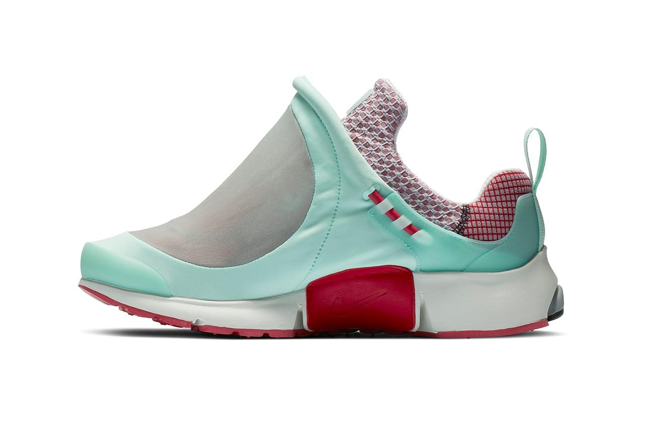 COMME des GARÇONS x Nike Air Presto Closer Look | HYPEBEAST