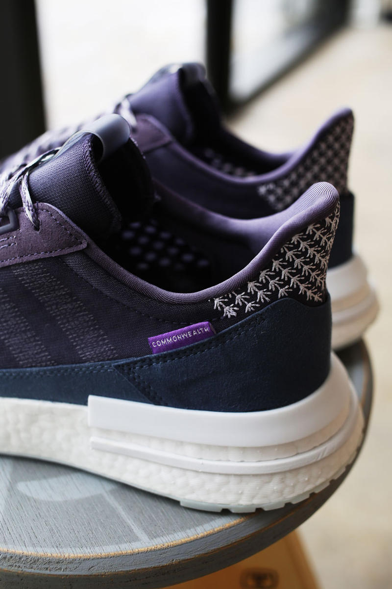 89a8e4004 commonwealth adidas zx 500 RM fnf friends family release adidas originals  purple
