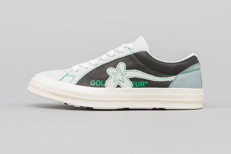 83a5232324fe Converse GOLF le FLEUR  Industrial Another Look blue white light black tyler  the creator release