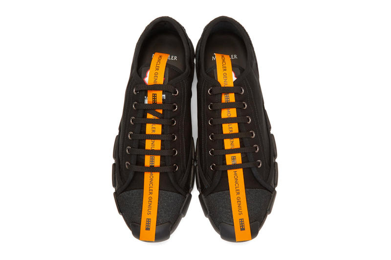 Craig Green and Moncler Drop New Bradley Sneaker moncler genius shoes release date drop info colorways blue black