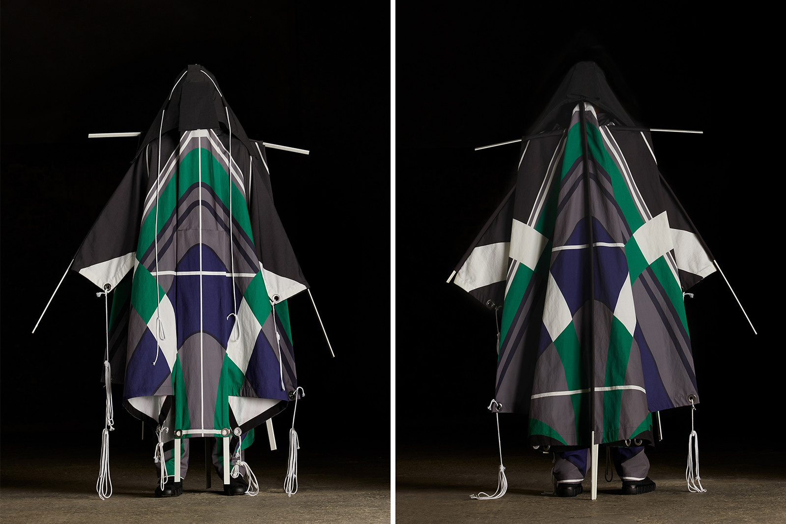 Craig Green Interview Moncler Genius Collection Project Simone Rocha SS19 Kite Tent
