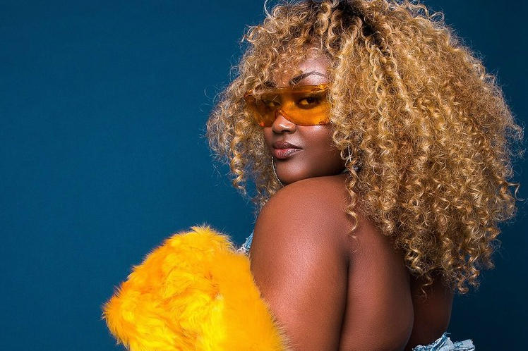 "CupcakKe Rf2s With New Song ""Squidward Nose"""