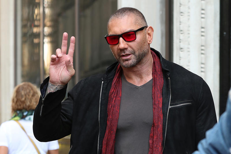 Dave Bautista to Join Legendary Pictures's 'Dune' Reboot