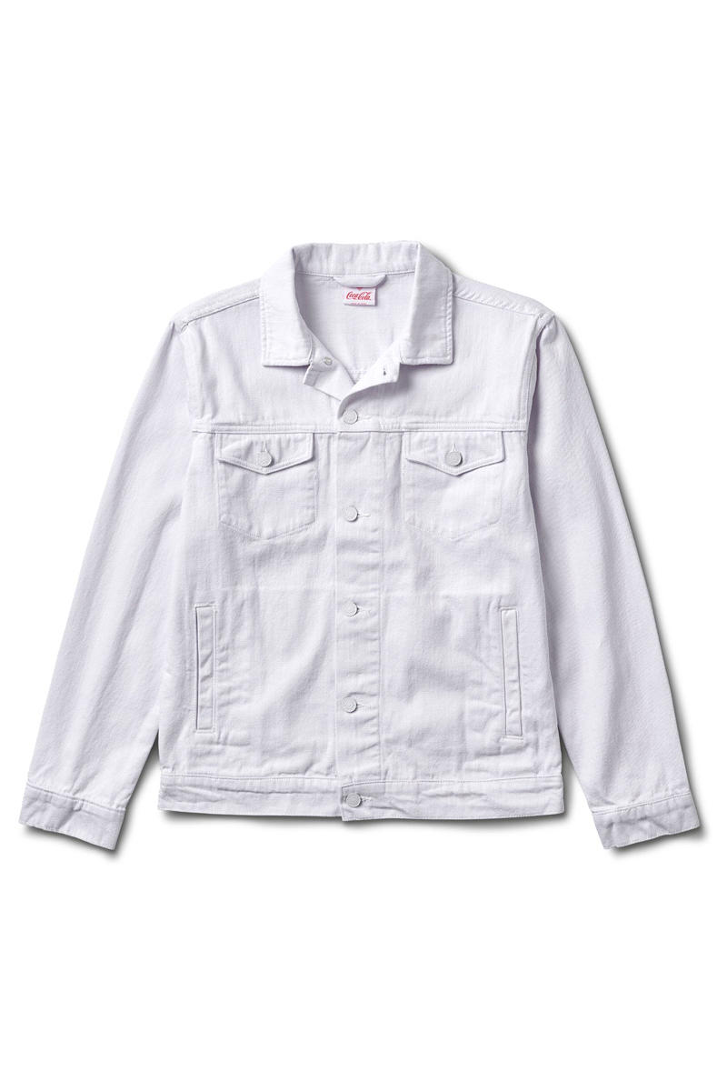 Diamond Supply Co Coca Cola Nike Air Force 1 Coke White Collection denim  jacket hoodie t 958bef069