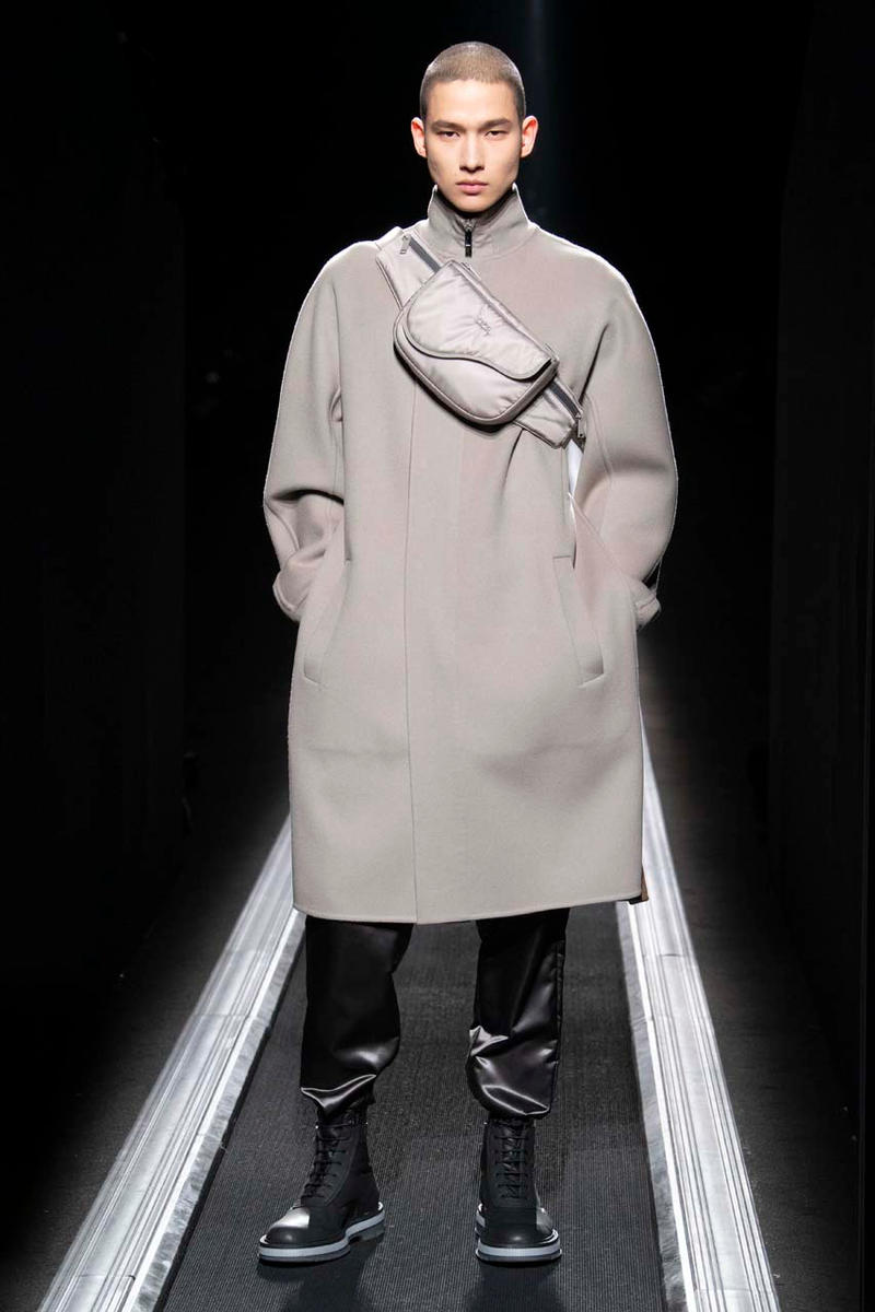Dior fall winter 2019 collection menswear paris fashion week runway january 2019 kim jones yoon