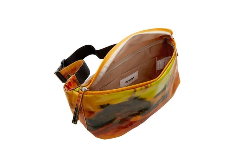 Doublet 3D Graphic Waist Bag