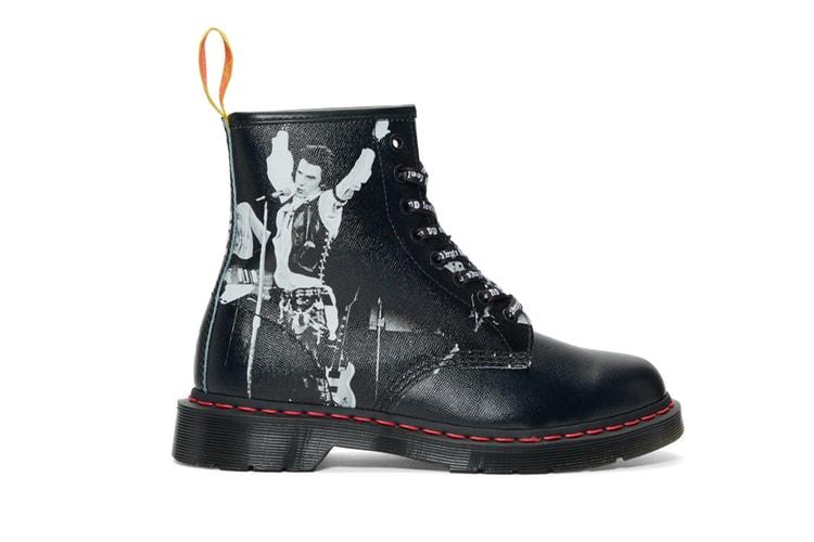 3c7acca8aa42 Sex Pistols   Dr. Martens Drop Counterculture-Infused Footwear Range