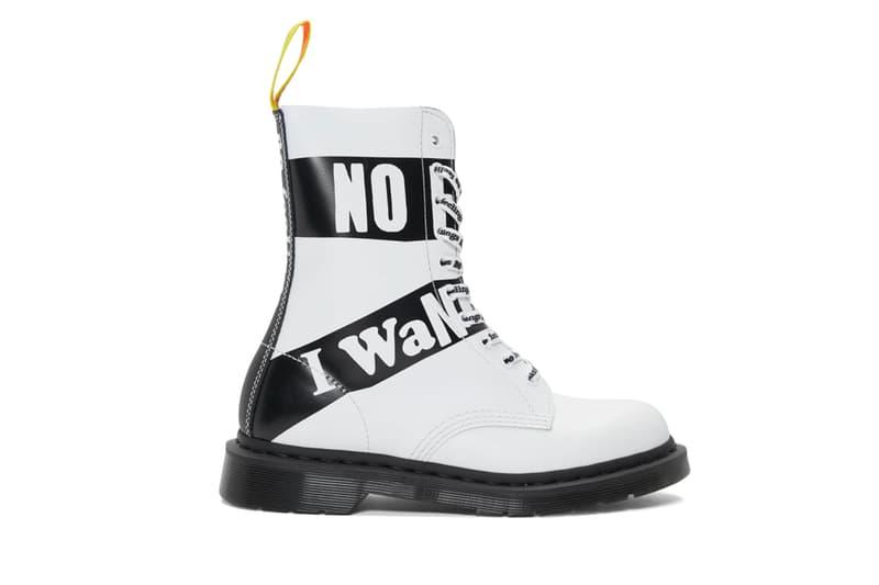 5ed5cab5509 Dr. Martens x Sex Pistols Footwear Collaboration 1925 derbys 1490 boots  1460 boots pressler sneakers