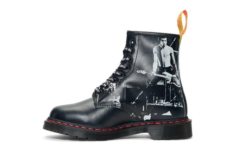 d0f98440d0d7 Dr. Martens x Sex Pistols Footwear Collaboration 1925 derbys 1490 boots  1460 boots pressler sneakers