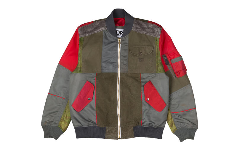 DRx Romanelli SMETS Stefan Meier Vintage Military Camouflage Collection