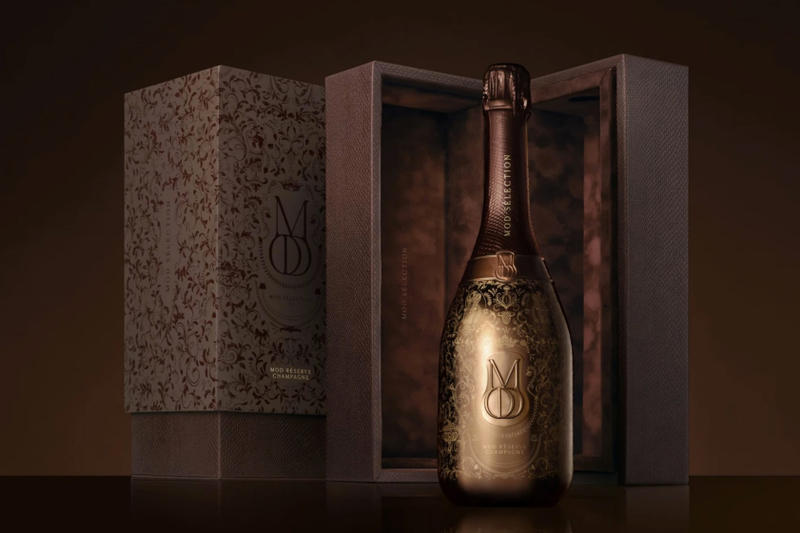 Drake Launches Mod Sélection Champagne Line drizzy Virginia Black Whiskey alcohol
