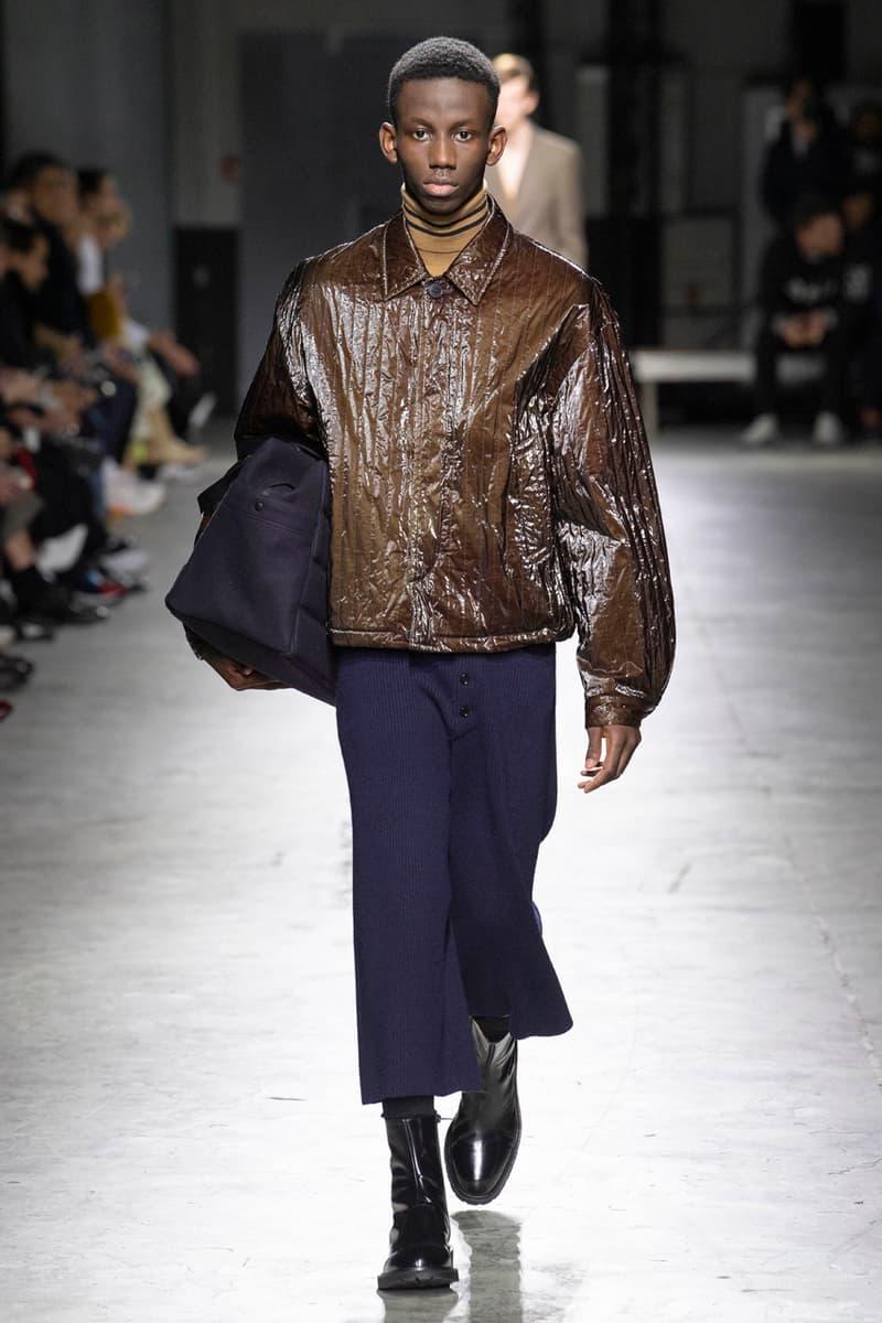 Dries Van Noten Fall Winter 2019 Runway Show COLLECTION paris fashion week menswear