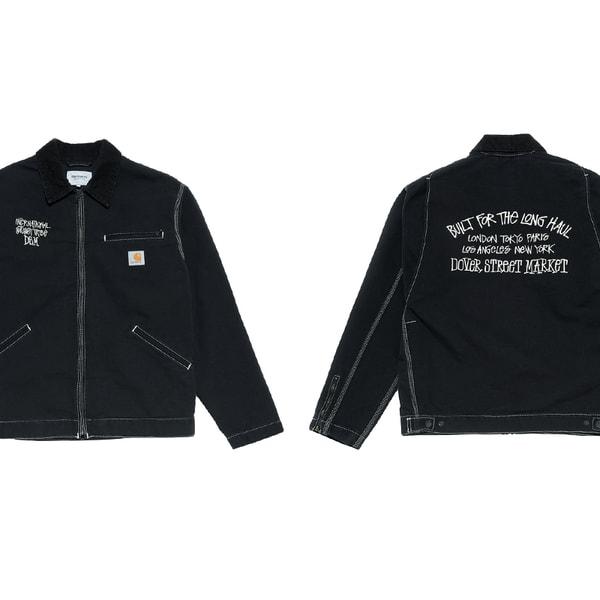 Dover Street Market x Stüssy x Carhartt WIP Tommy Boy Jacket