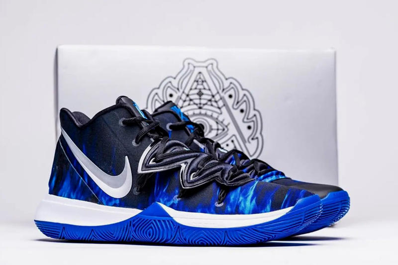 100% authentic cff7b 6eae8 nike kyrie 5 duke pe footwear nike basketball kyrie irving zion williamson  rj barret cam reddish