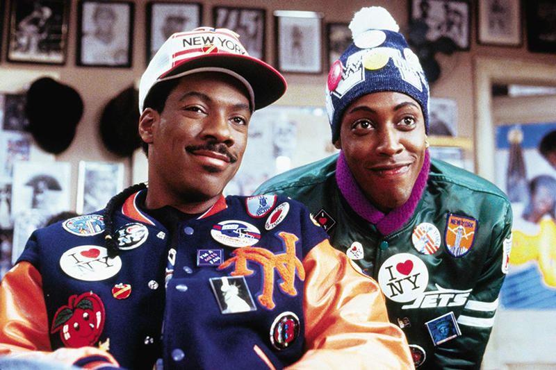 Eddie Murphy Returning Coming to America 2 Craig Brewer Dolemite Barry Blaustein David Sheffield Kenya Barris