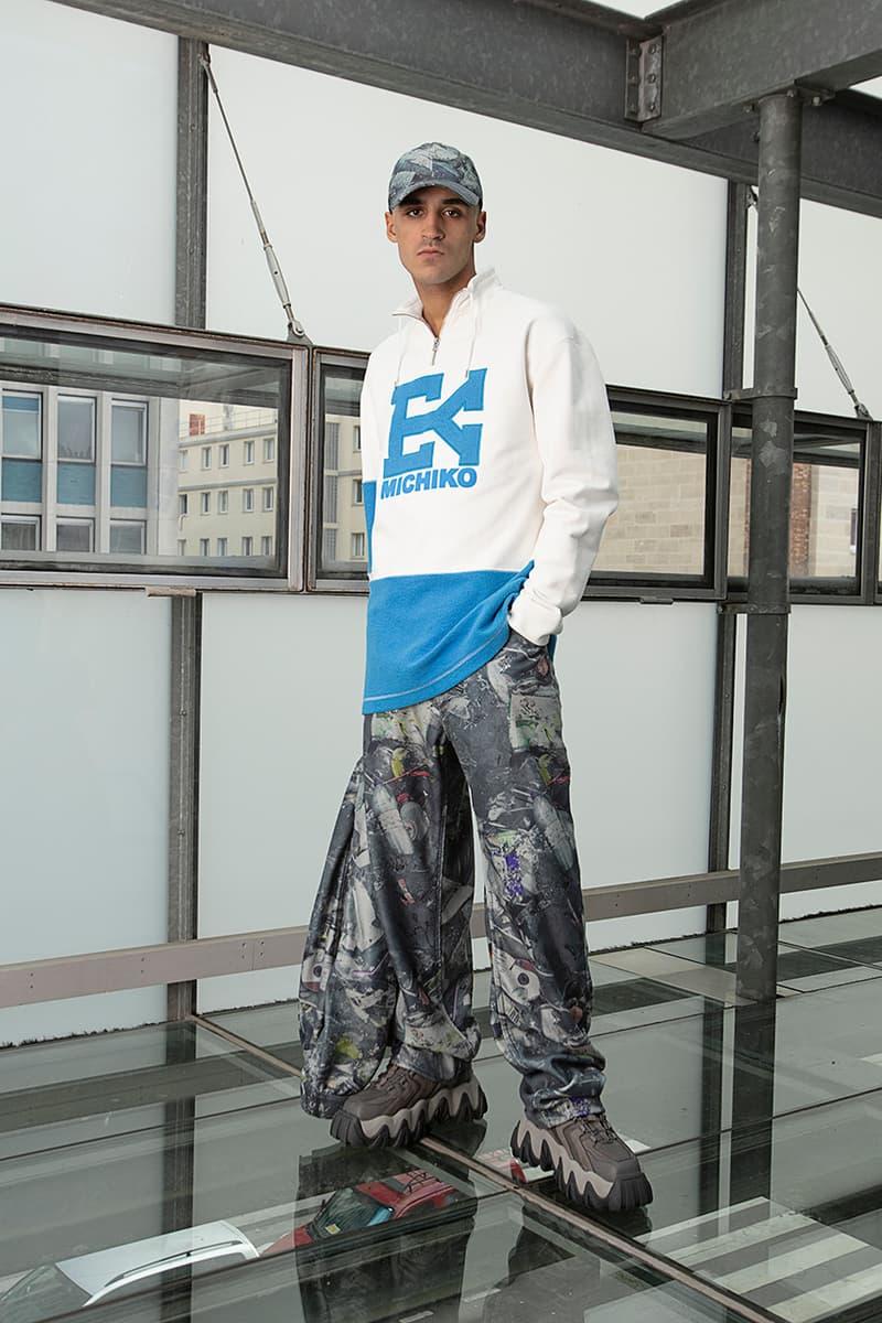 Eytys Fall/Winter 2019 Lookbook Michiko Koshino Max Schiller Apparel Ready-to-Wear Release Date First Look New